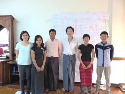 ミャンマー事務所